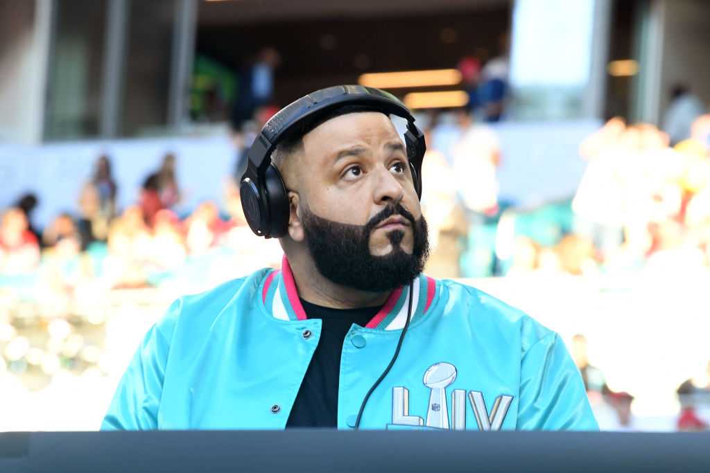 """DJ Khaled Stands With  Megan Thee Stallion, Says """"Protect Our Queens"""""""