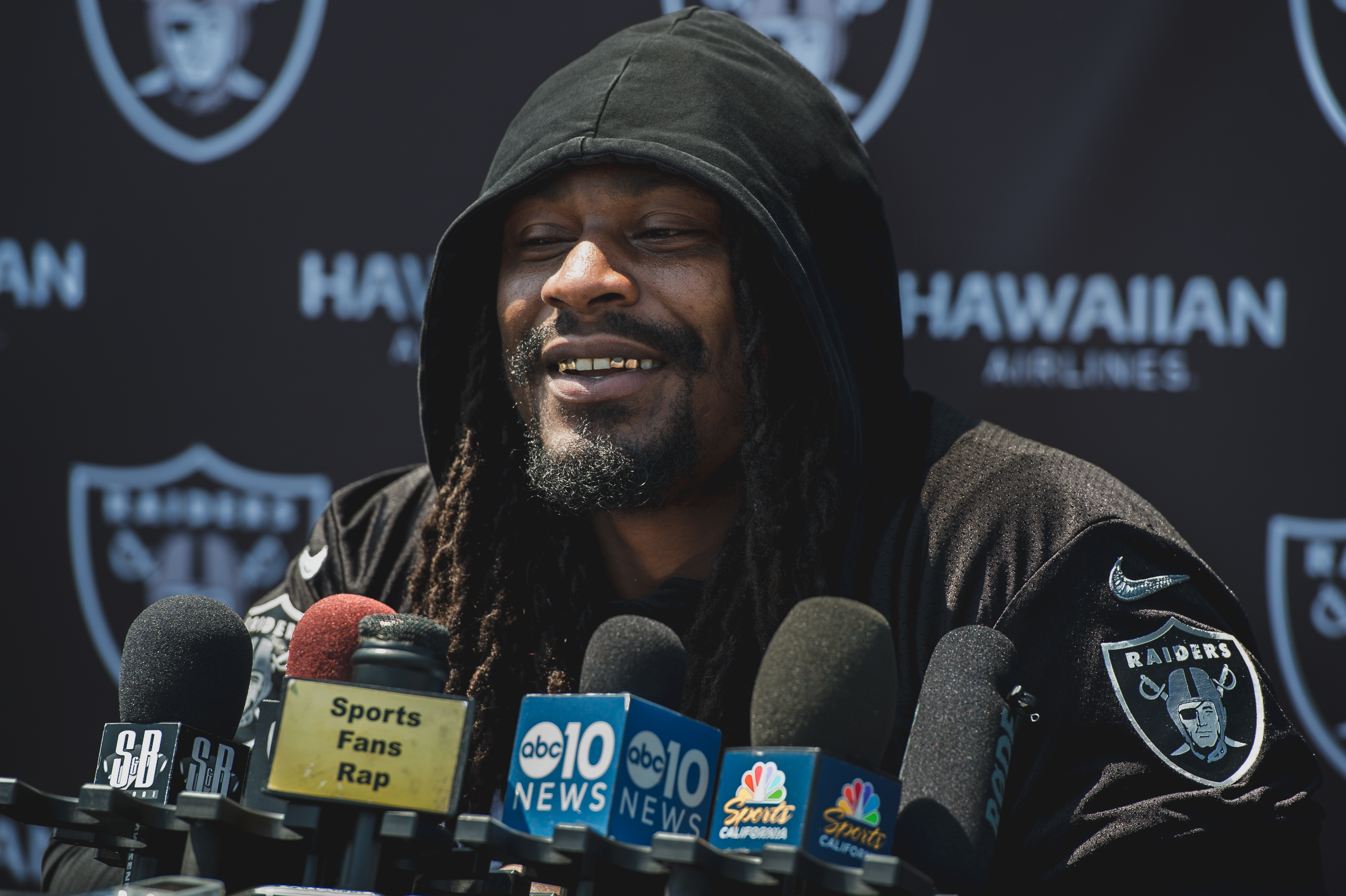 Marshawn Lynch Teams Up With Big Run Studios For Beast Mode Tournament