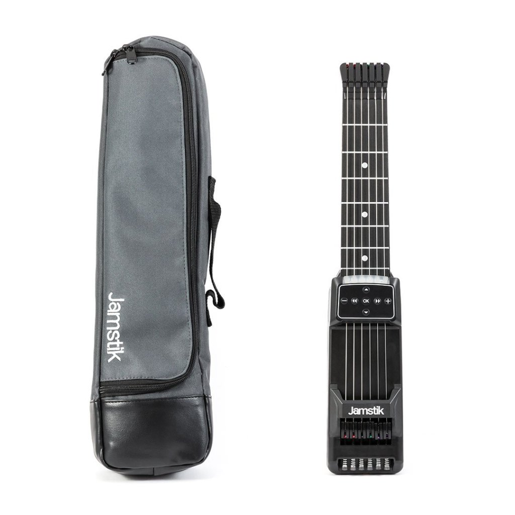 Jamstik Guitar Trainer unit with bag