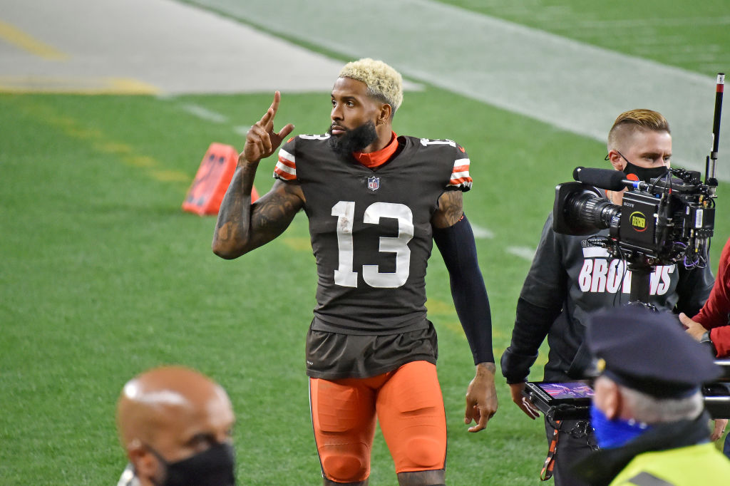Odell Beckham Jr. Cleared To Play Following 2nd Negative COVID-19 Test