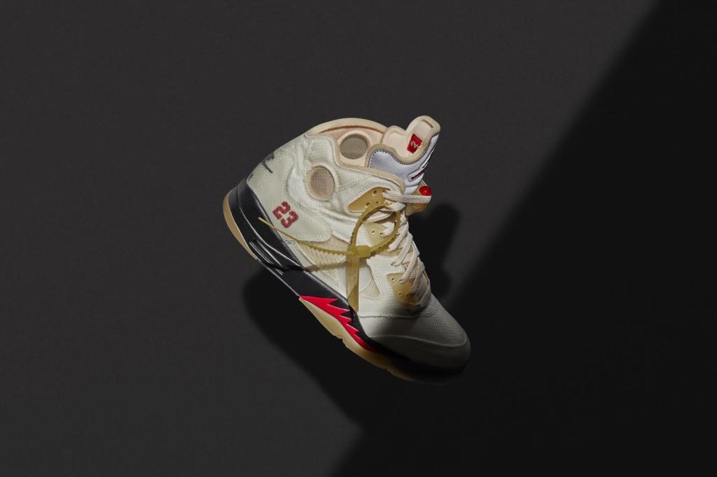 Air Jordan V x Off-White