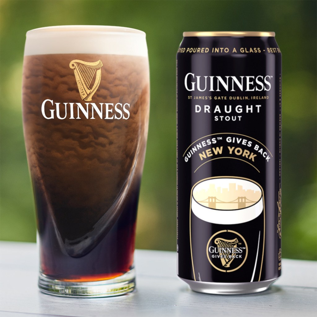Guinness Give Back Program