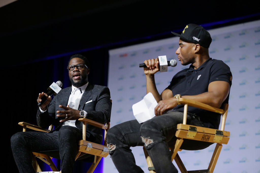 Charlamagne Tha God & Kevin Hart Announce Partnership With Audible