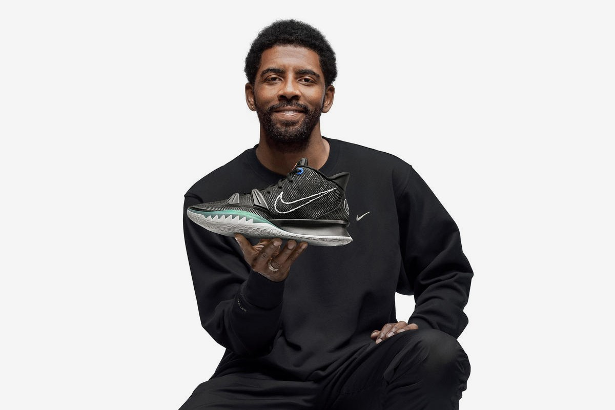 Nike Unveils Kyrie Irving's New Signature Sneaker, The Kyrie 7