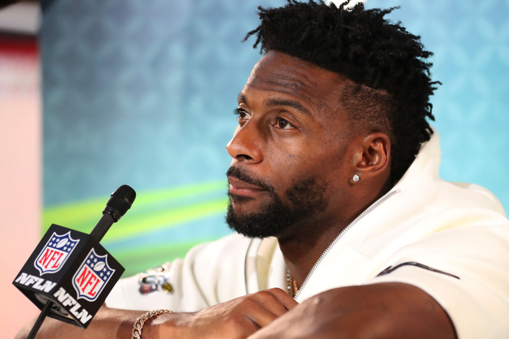 Emmanuel Sanders Scared For His Life After Positive COVID-19 Diagnosis