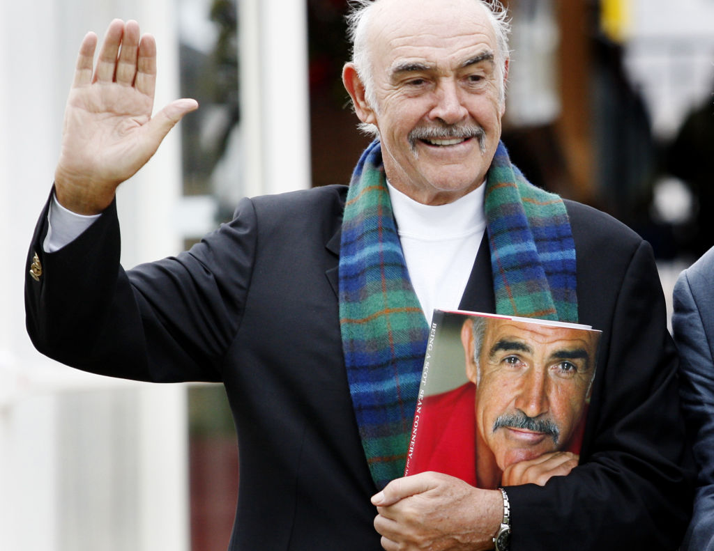 Iconic Actor Sir Sean Connery Dead At 90