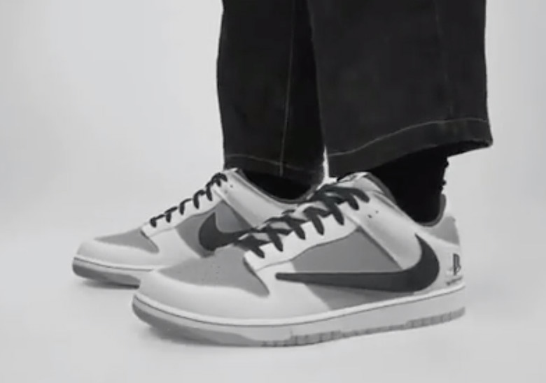 Here's How To Tell If You Bought A Pair of Fake Travis Scott PS Dunks