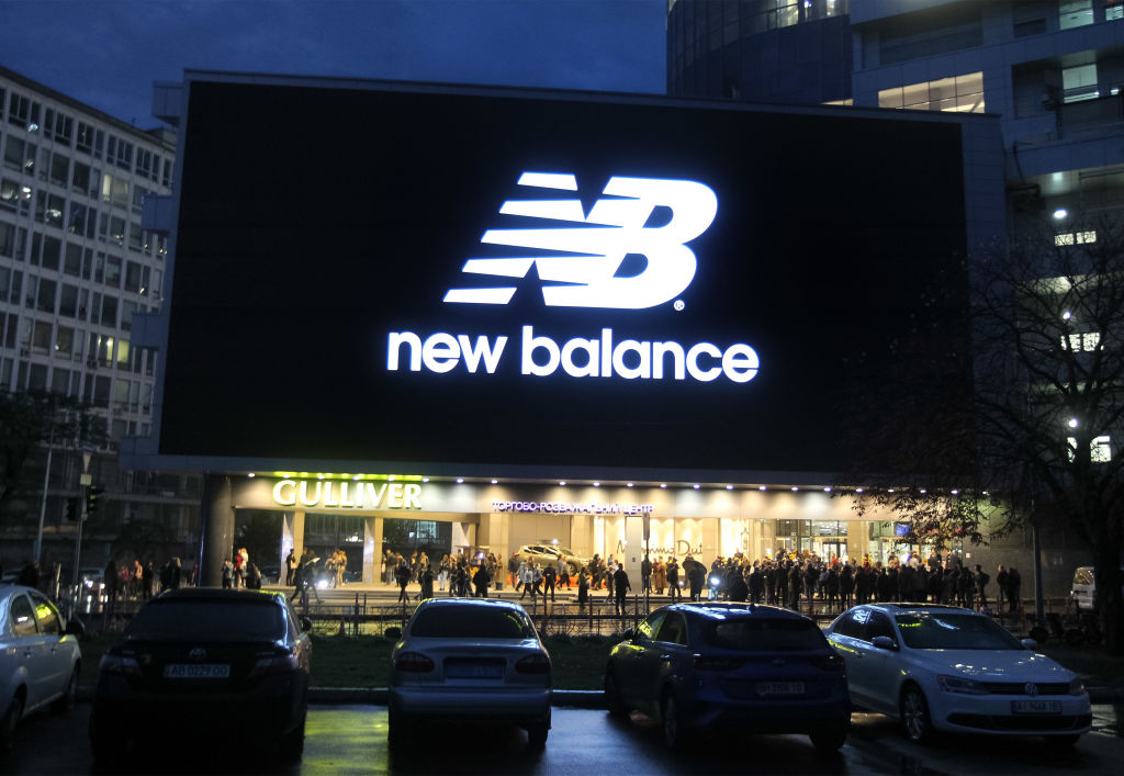 ABG Sues New Balance For $2 Million For Copyright Infringement