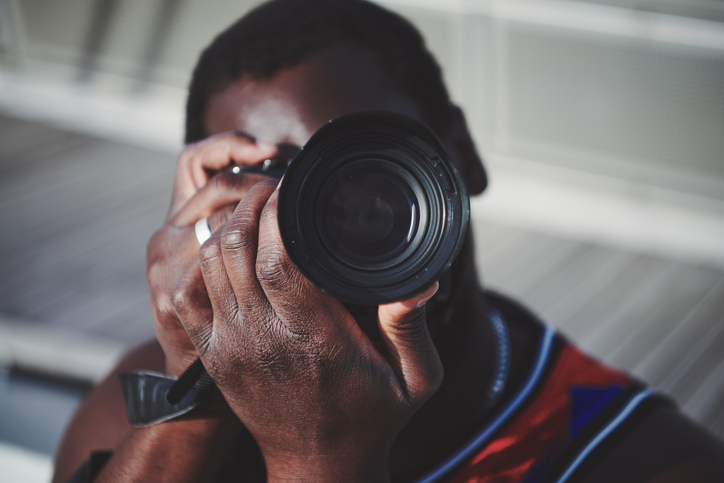 "Black Photogs Joshua Kissi & Micaiah Carter Form ""See In Black"" Collective"