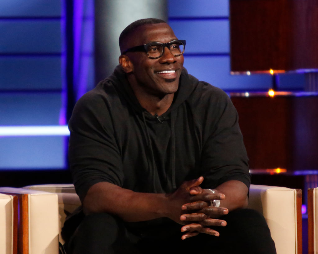 Shannon Sharpe Says LeBron James Deserves Credit For Helping Joe Biden Win