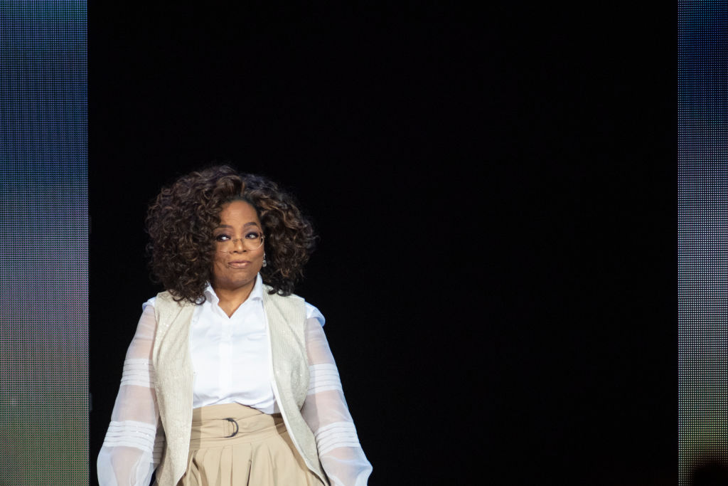 Oprah's 2020 Vision: Your Life In Focus Tour Opening Remarks - Denver, CO