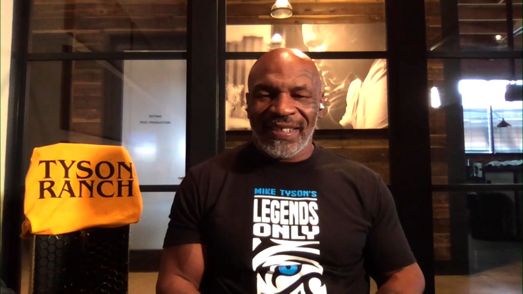 Mike Tyson Details Fake Penis Use On Latest 'Hotboxin' Episode