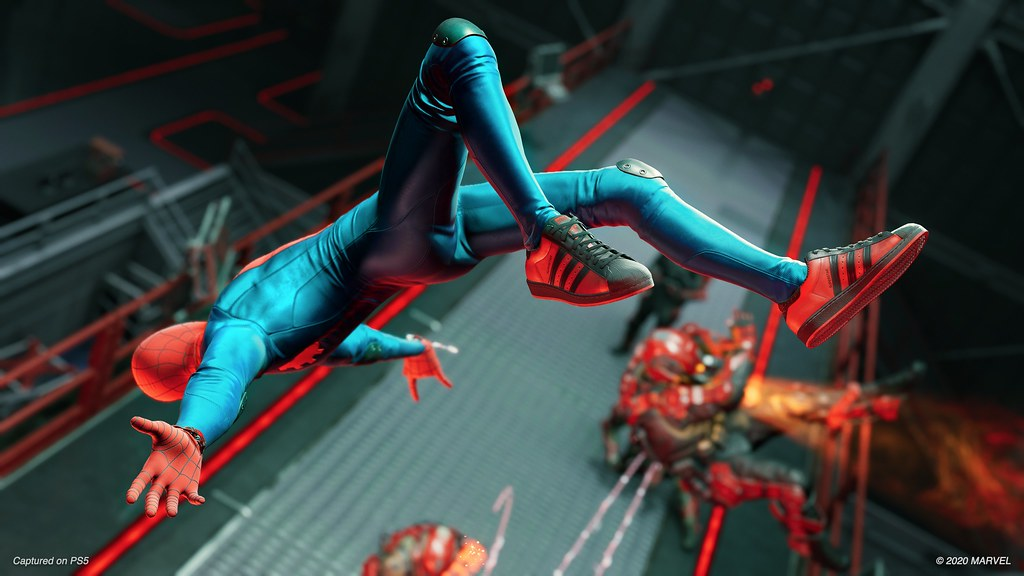 Spider-Man: Miles Morales x adidas Superstar