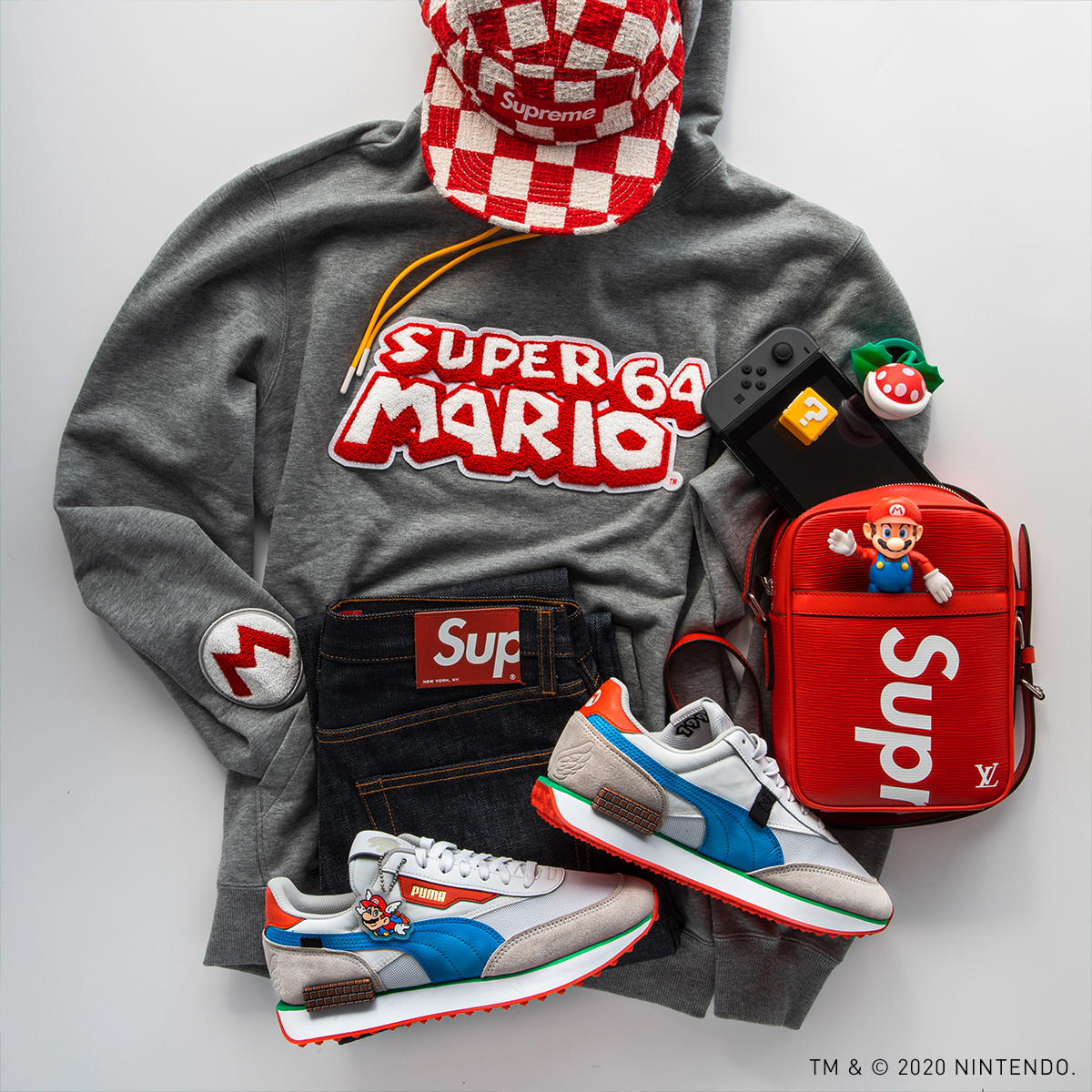PUMA X Super Mario 3D All-Stars Collection