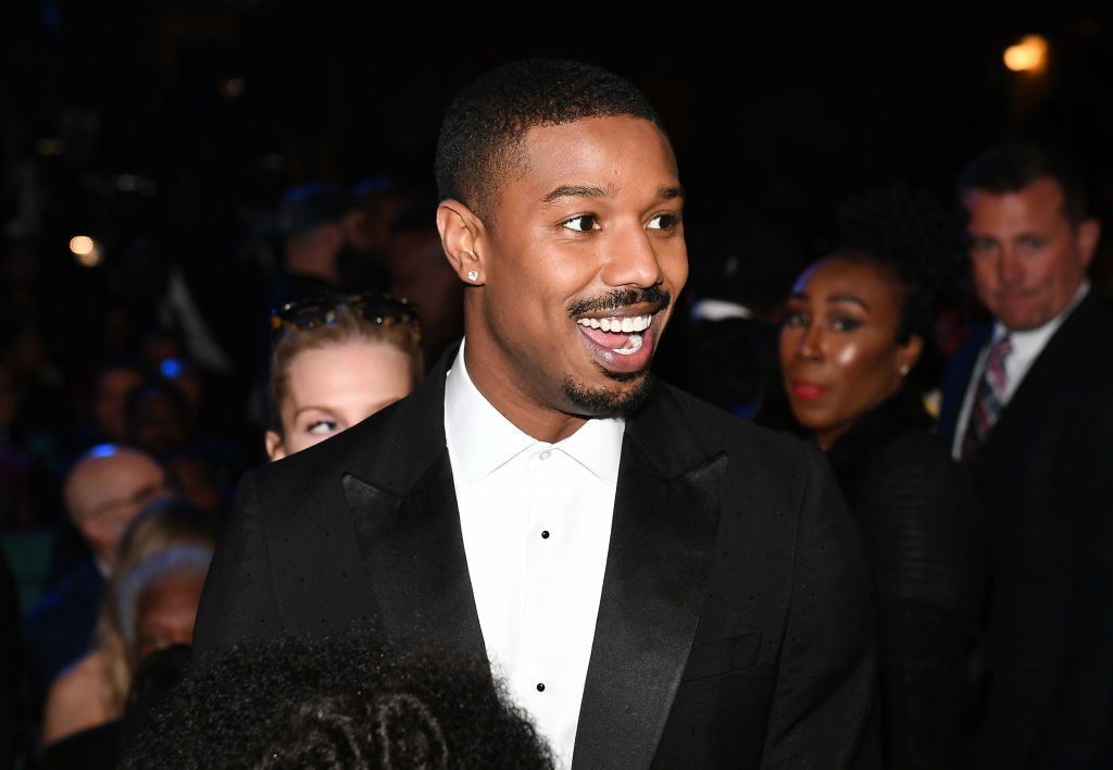 "Michael B. Jordan Named People Magazine's ""Sexiest Man Alive"""