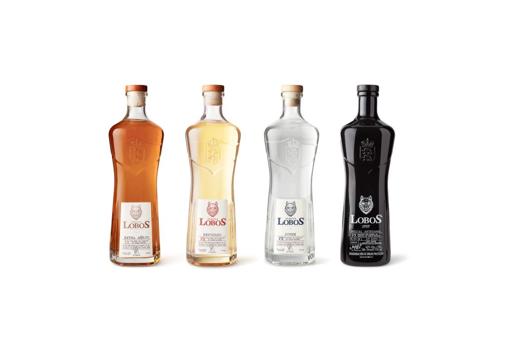 Lobos 1707 Tequila x LeBron James