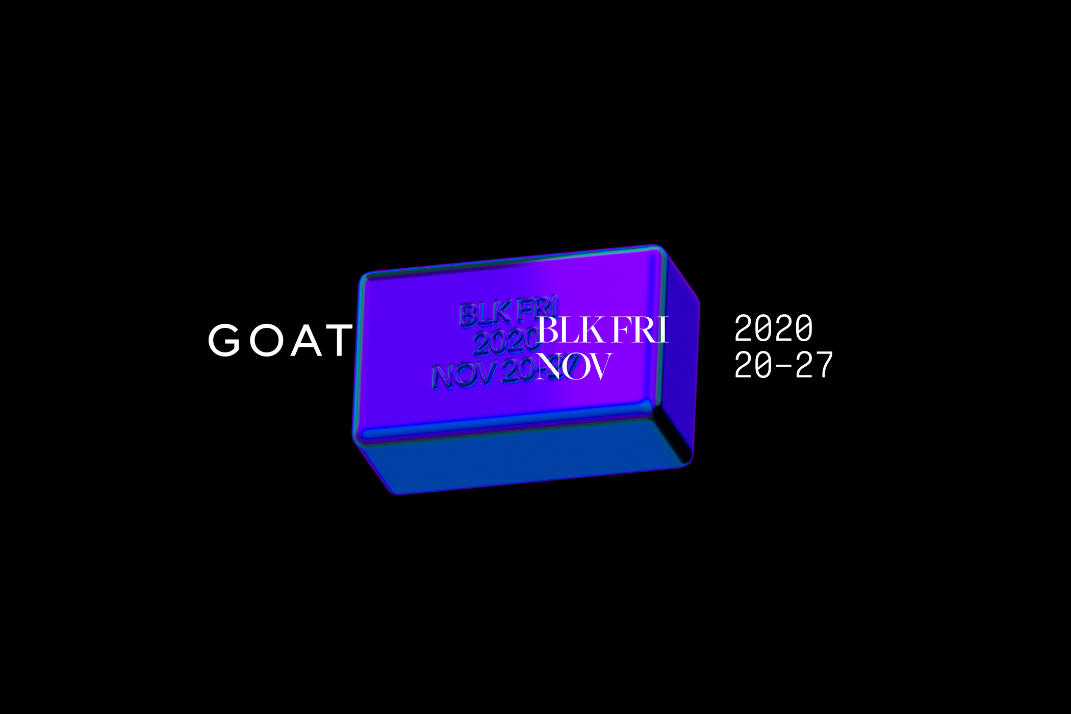 Saweetie, Kyle Kuzma & More Join GOAT For Annual Black Friday Event