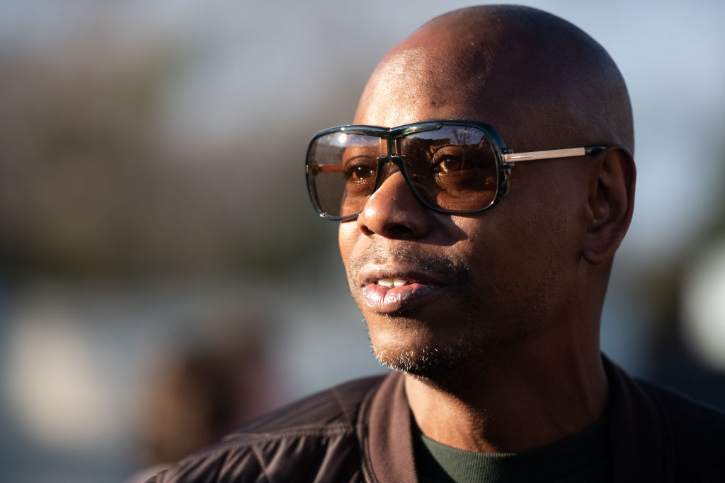 Netflix Pulls 'Chappelle's Show' After Dave Chappelle Asks Them To Do It