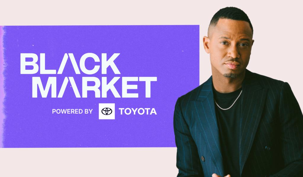 Terrence J For Black Market Toyota Motor North America
