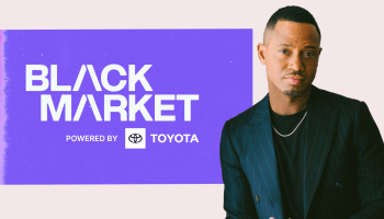 Terrence J For Black Market Toyota Motor North America