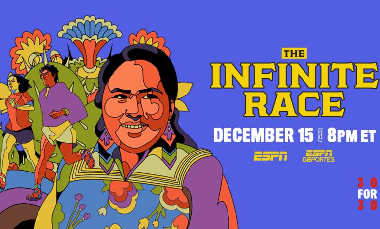 "ESPN 30 For 30 ""The Infinite Race"""