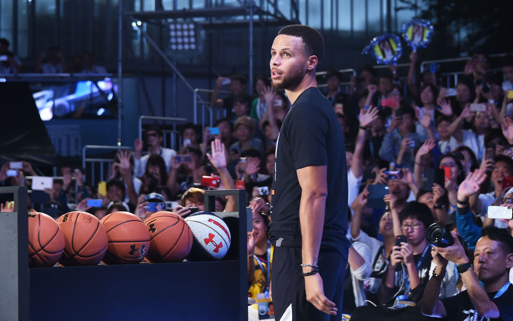 Under Armour, Steph Curry Announce New Curry Brand