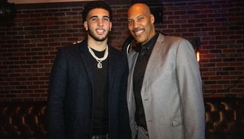LiAngelo Ball 21st Birthday Party