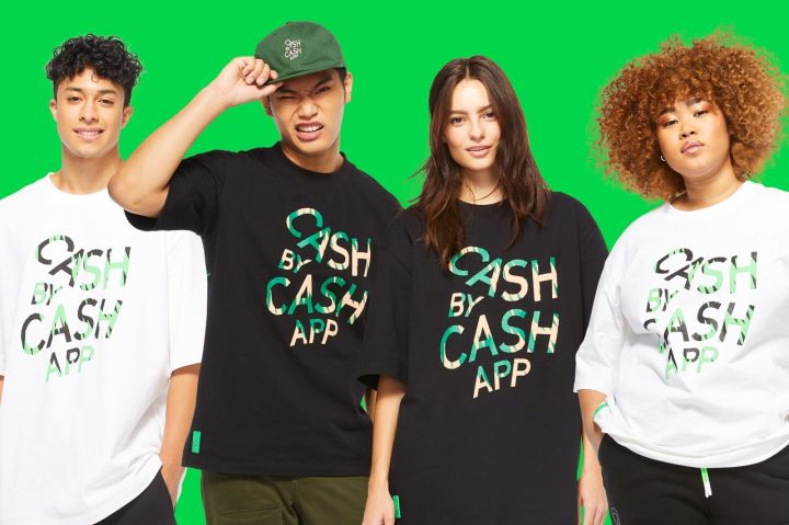 Cash By Cash App Merch