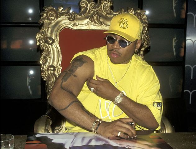 """Macy's and FUBU Present """"Backstage With LL Cool J"""" - June 4, 1997"""