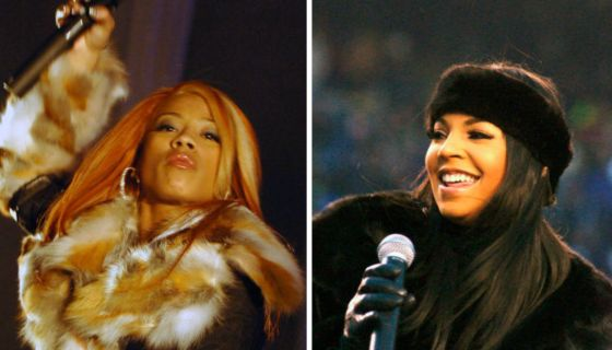 Ashanti Vs. Keyshia Cole: 14 Of Their Sexiest Social Media ...