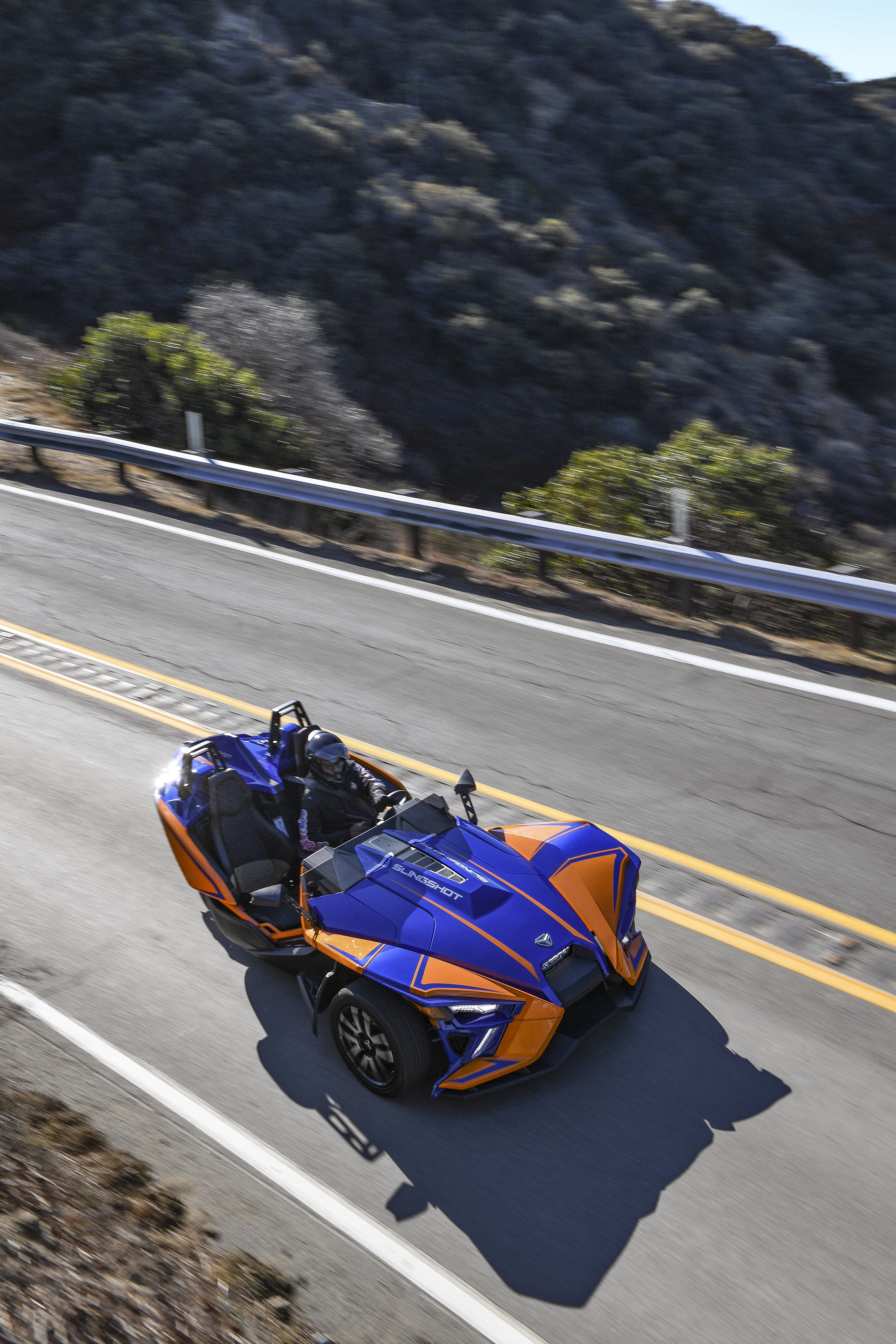Polaris Slingshot 2021 Malibu Ride
