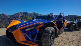 Polaris Slingshot 2021 Malibu Ride