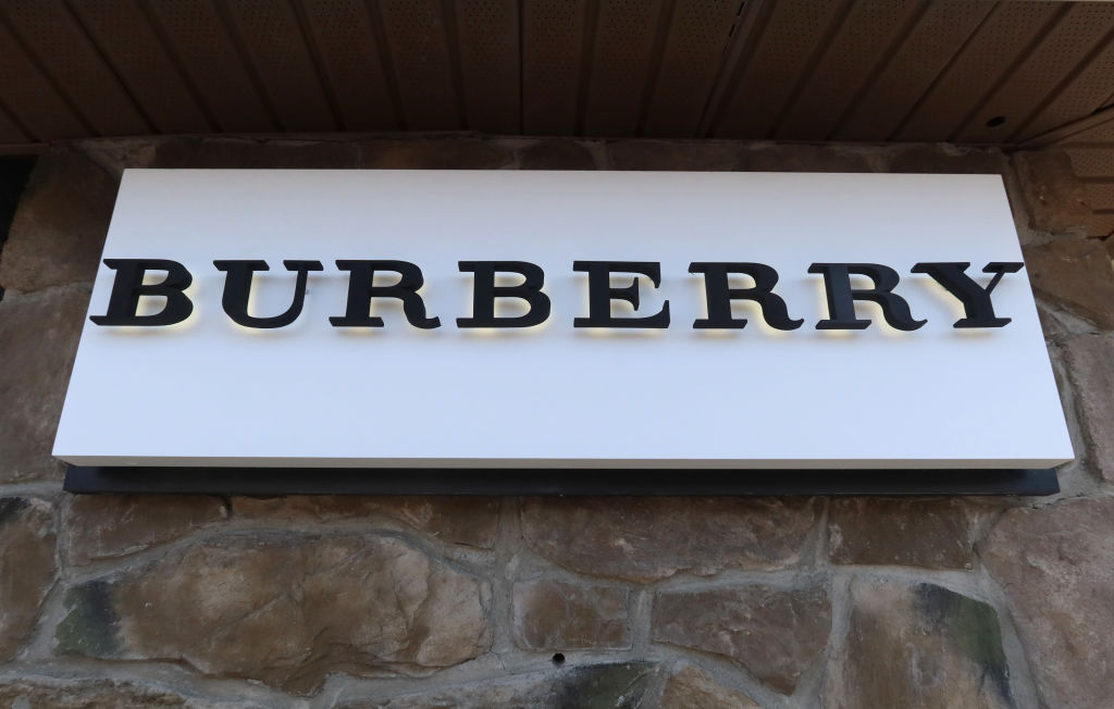 Burberry Store at Woodbury Commons Premium Outlets Mall