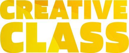 Creative Class 2020 Header and Logo Images