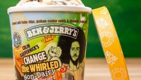 Ben & Jerry's Colin Kaepernick Change the Whirled