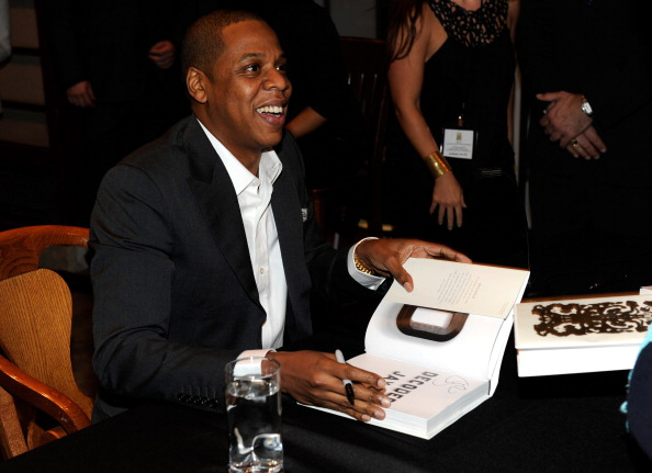 """Jay-Z """"Decoded"""" Book Release and Conversation with Cornel West and Paul Holdengraber"""