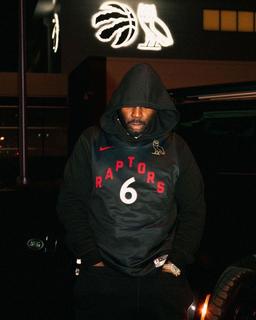 OVO x Toronto Raptors NBA Pre-Game Collection