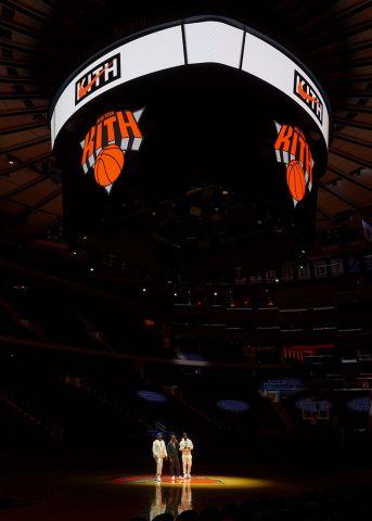 Kith X New York Knicks