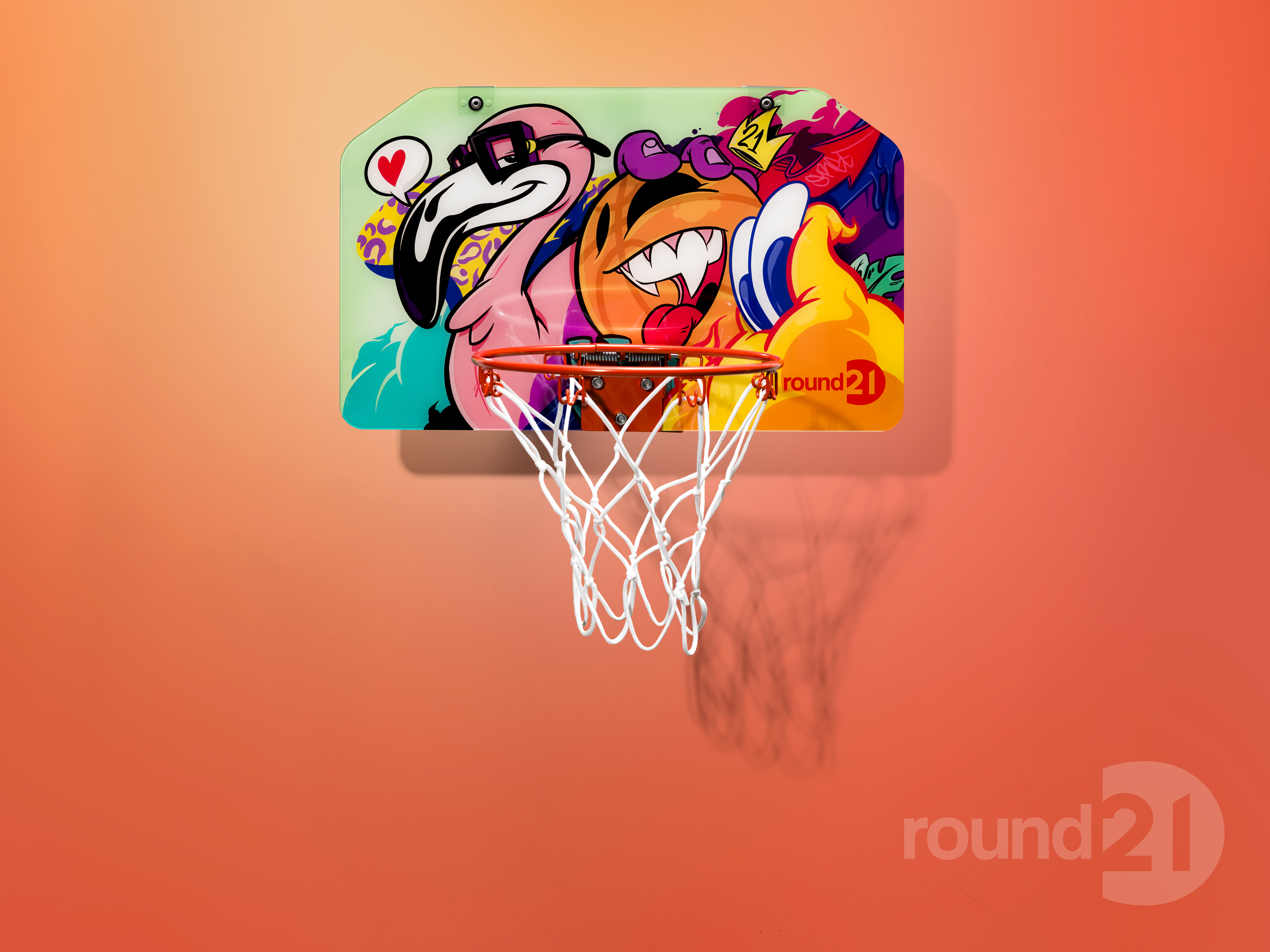 Round 21 Backboard