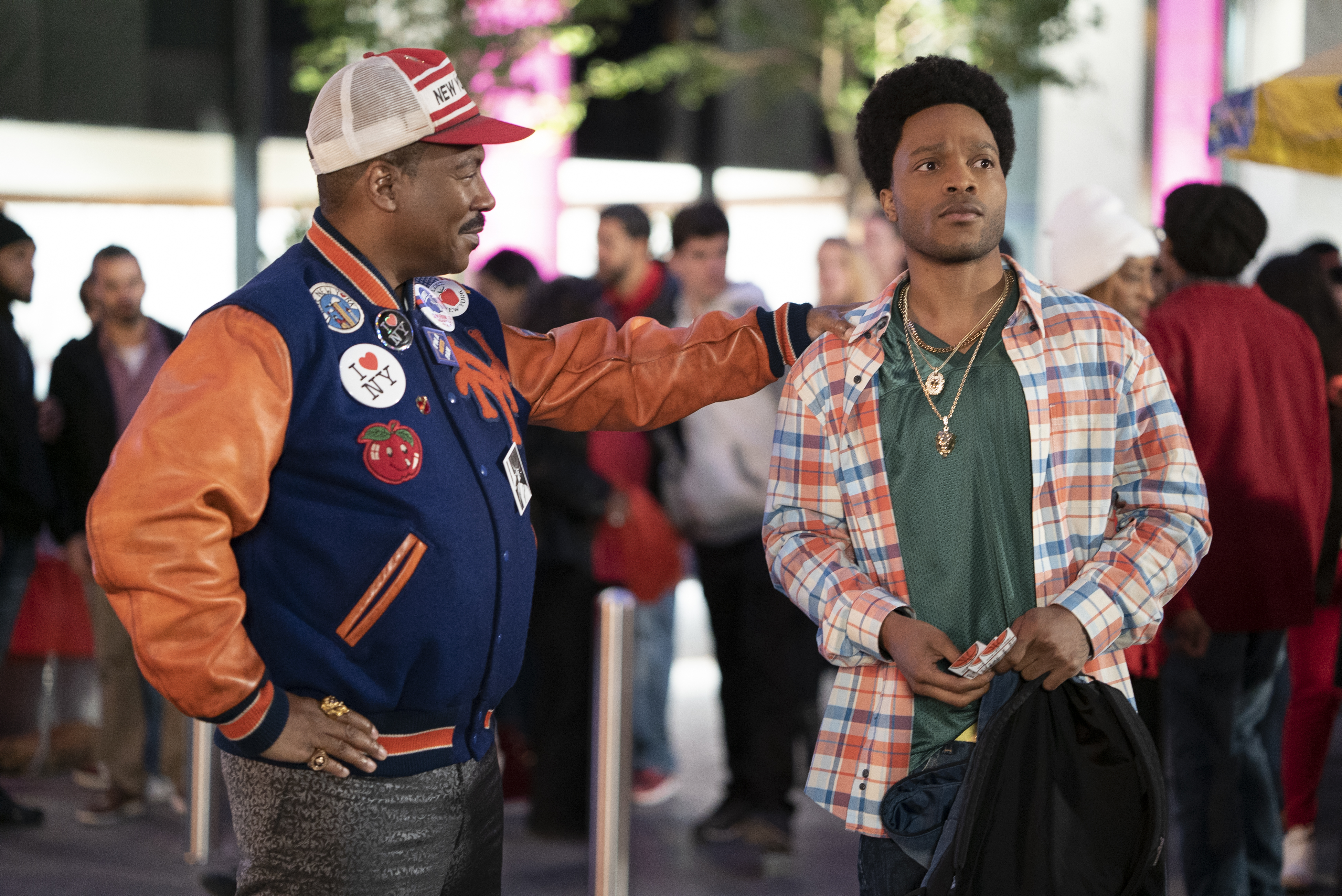 Cassius Life Talks 'Coming 2 America' With Jermaine Fowler
