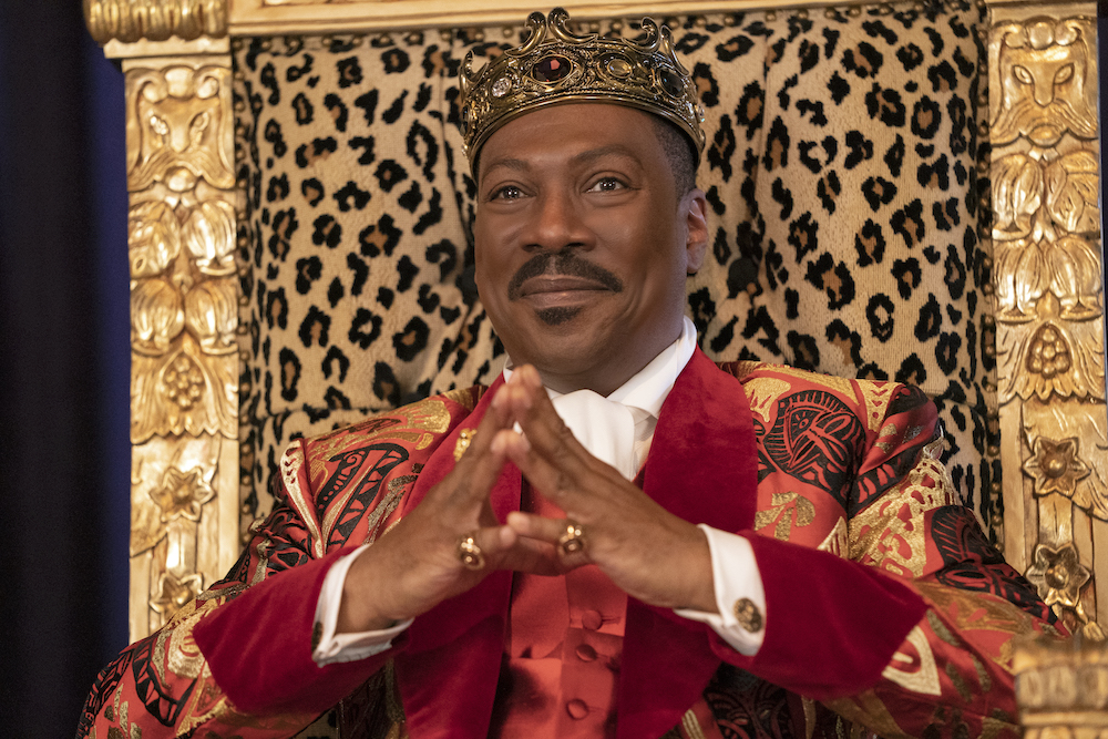 Watch The First Trailer For 'Coming 2 America' Starring Eddie Murphy