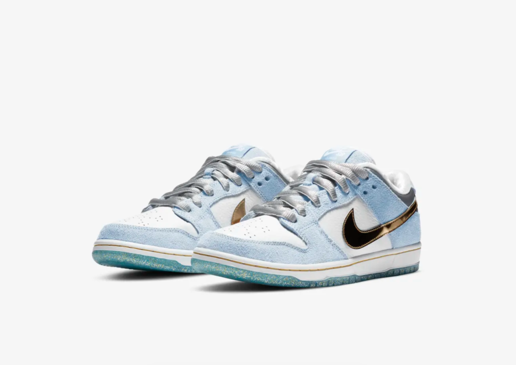 Nike SB Dunk Low x Sean Cliver Holiday Special