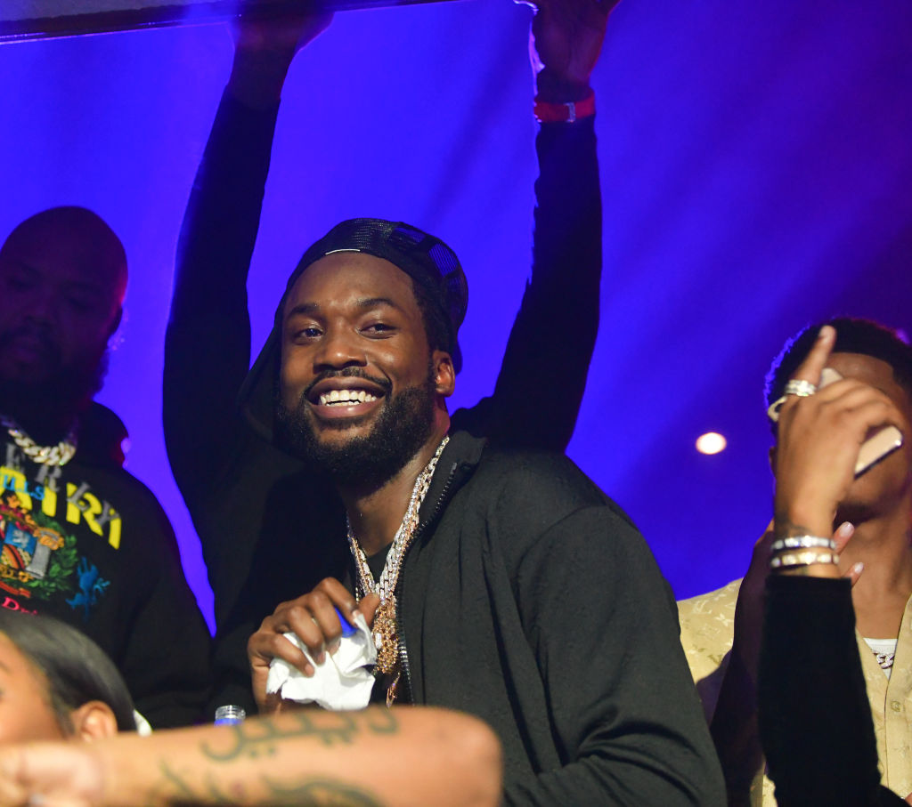 """Meek Mill Hosts Compound """"Dreams and Nightmares"""""""