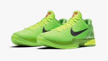 "Nike Kobe 6 Proto ""Green Apple"""