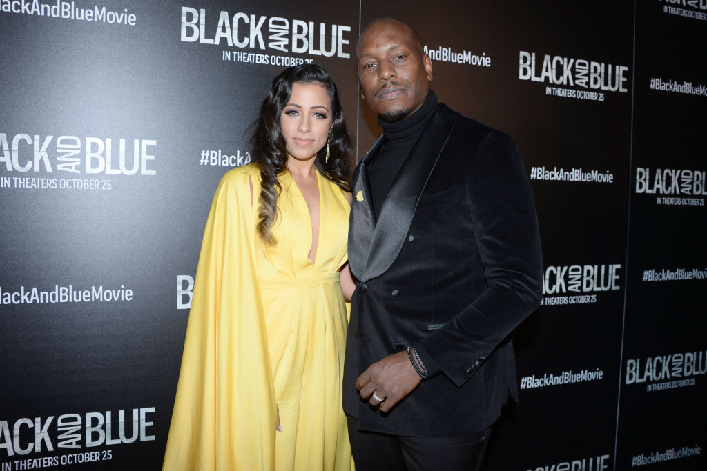 Tyrese Announces His 4-Year Marriage Is Coming To An End On Instagram