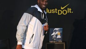 Kobe Bryant Appearance And Q&A Hosted By The Nike Store At The Grove