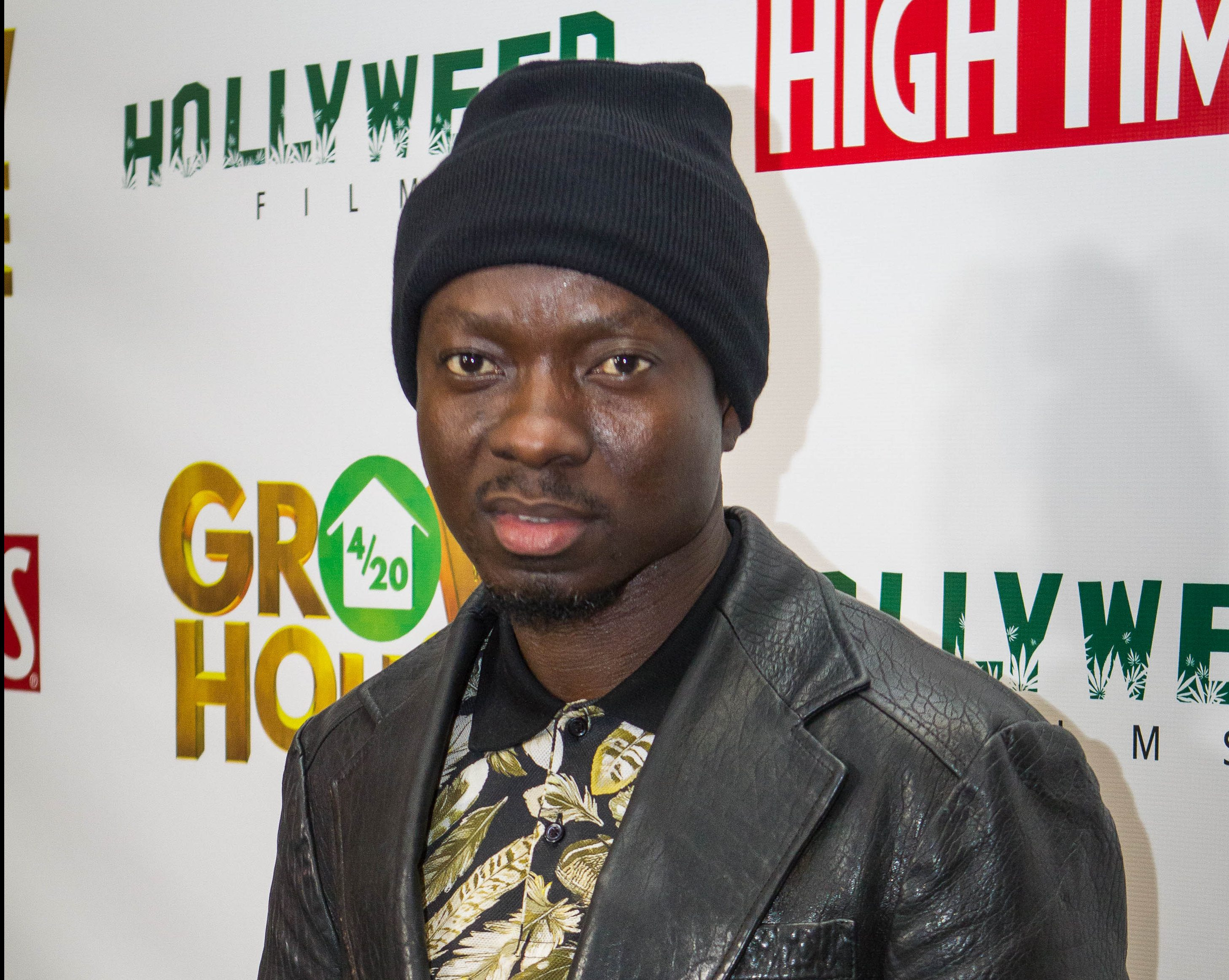 Michael Blackson Says He Is Down To Take COVID-19 Vaccine