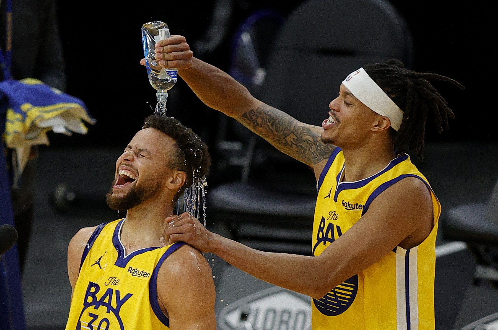 Steph Curry Responds To Haters By Dropping 62 Points On The Trail Blazers