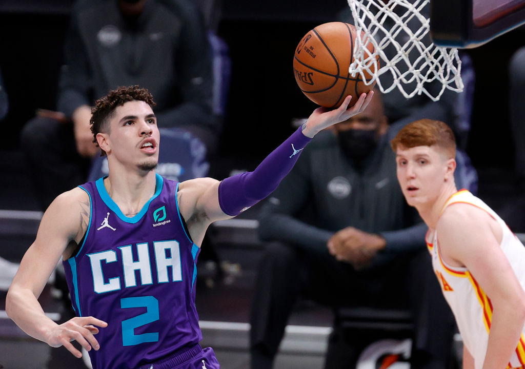 LaMelo Ball Becomes Youngest NBA Player Ever To Record A Triple-Double