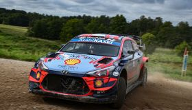 FIA World Rally Championship Estonia - Day Two